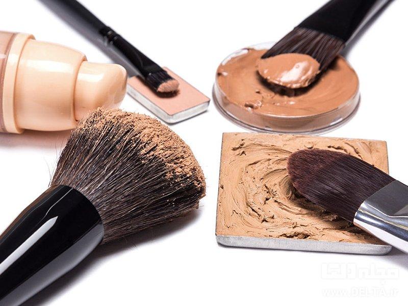 اصول آرایش برنزه
