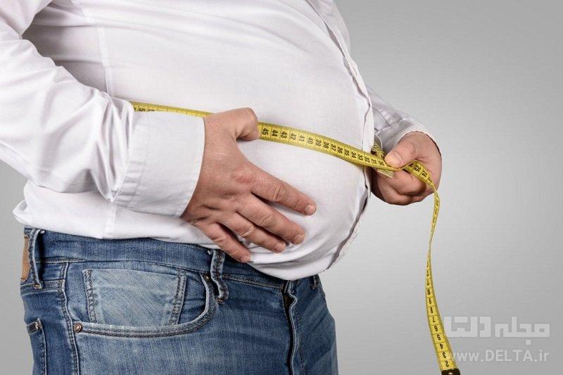 کمبود ویتامین دی و چاقی