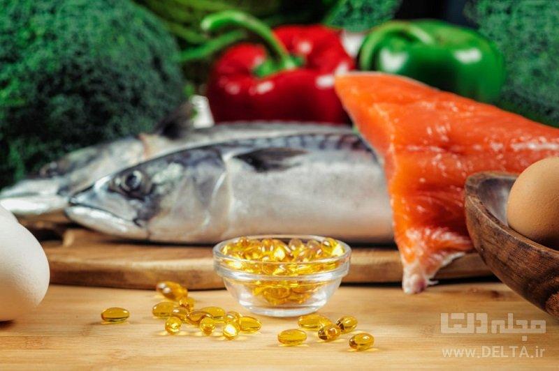برای ویتامین دی چه بخوریم