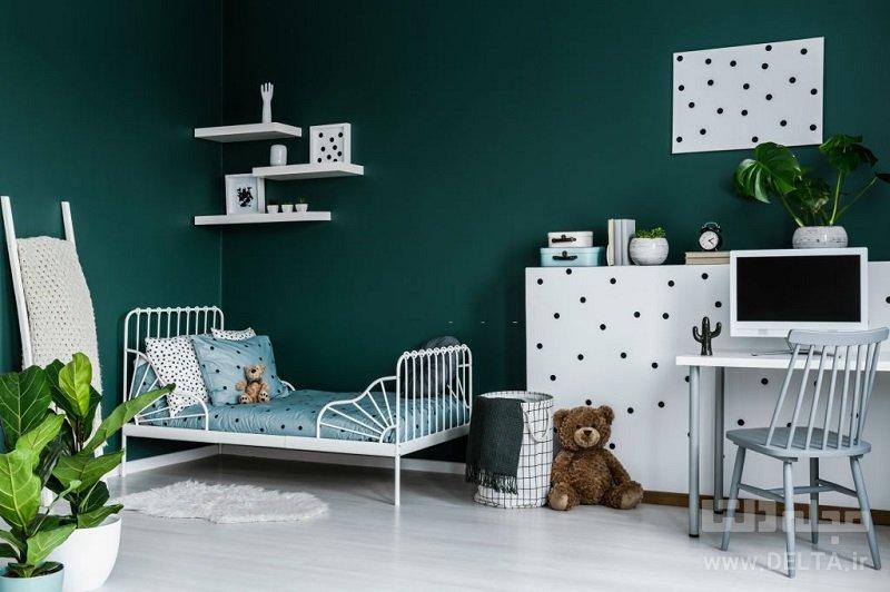 بهترین رنگ برای اتاق خواب