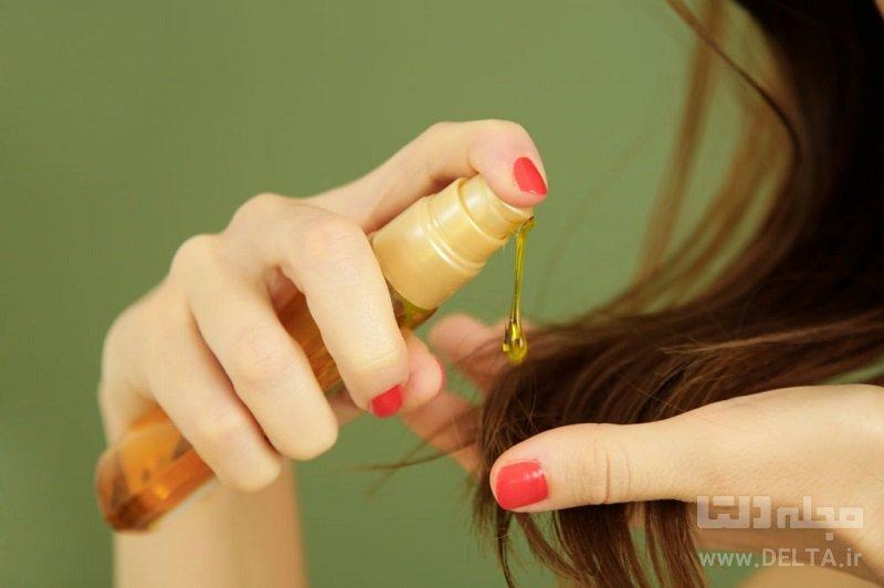 بهترین روغن برای مو