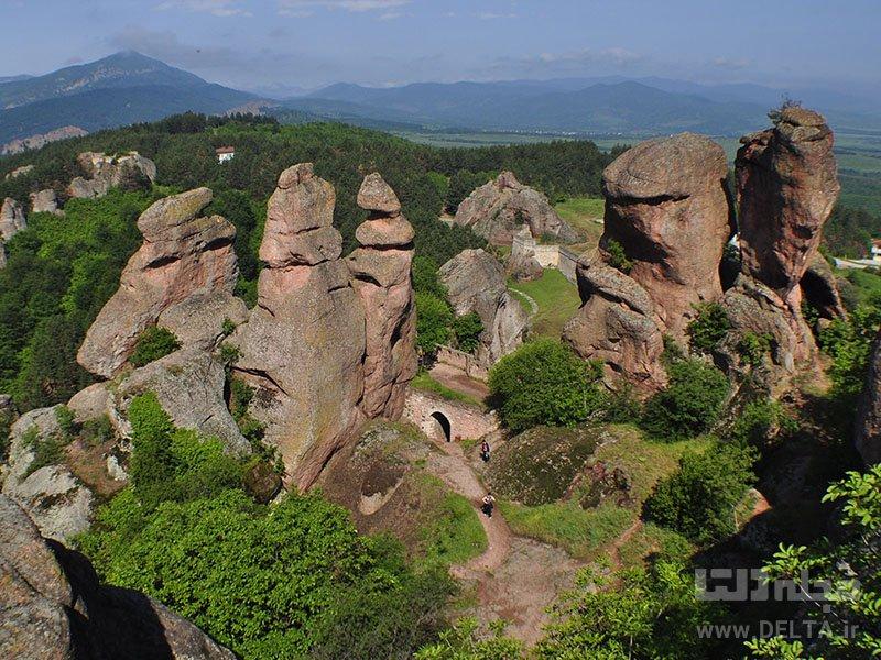 بِلوگِرادچيك ديدني هاي بلغارستان