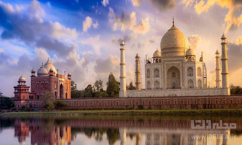 تاج محل ديدني هاي هند