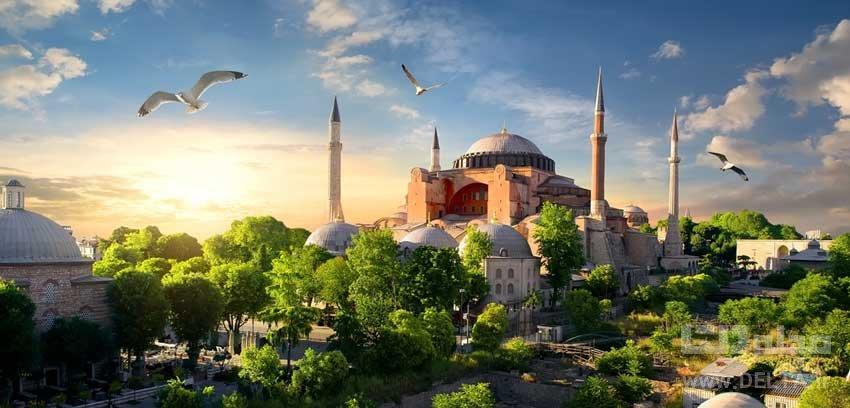جاذبه های استانبول
