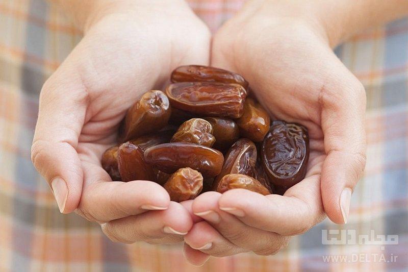 خوراکی های انرژی زا و چاق کننده