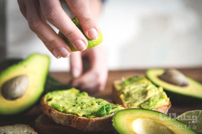 لیست غذاهای پر انرژی