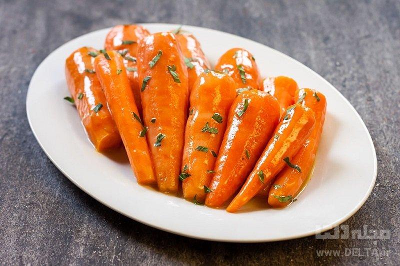 خواص هویج برای زنان