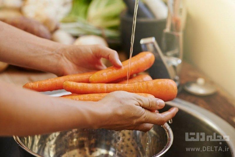 خواص هویج برای لاغری