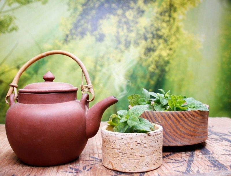 چای نعناع و قاعدگی