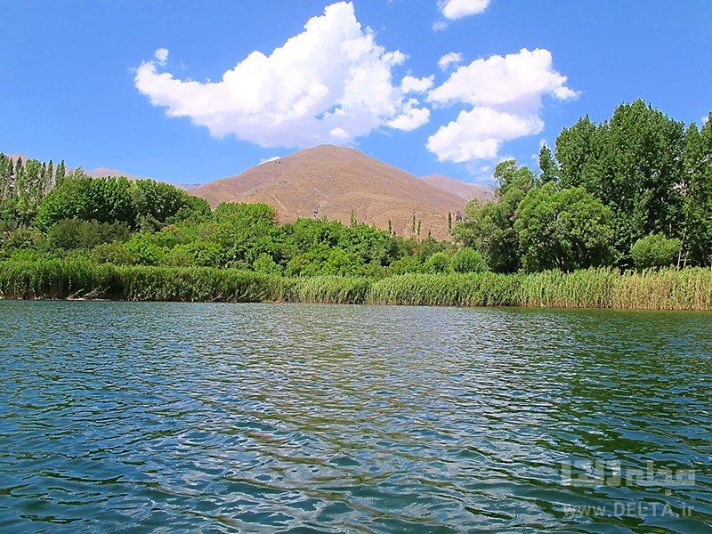 دریاچه اُوان الموت