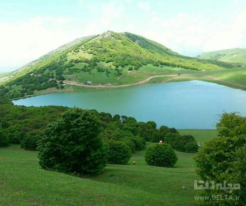 دریاچه سوها دریاچه های ایران