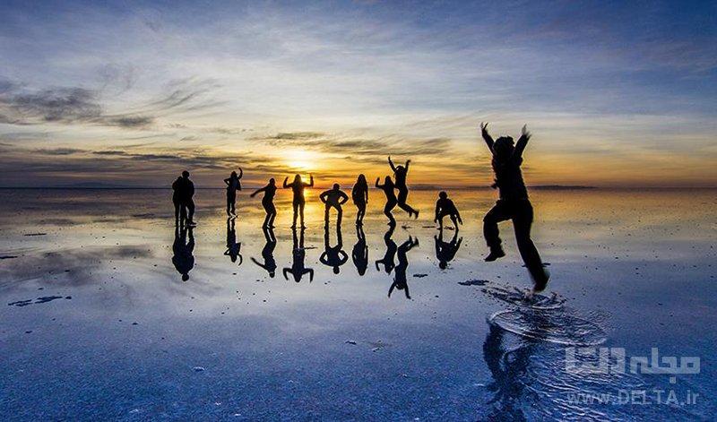 دریاچه نمک اویونی