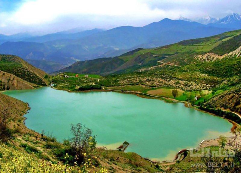 دریاچه ولشت دیدنی های کلاردشت