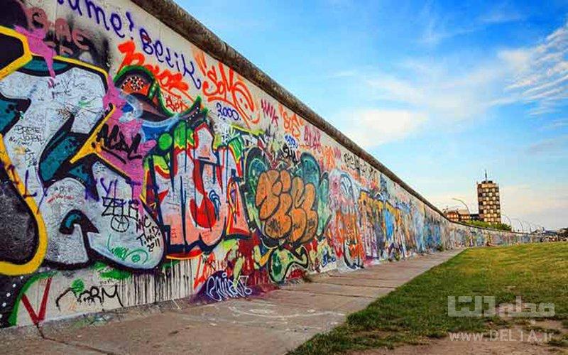 دیوار برلین آلمان
