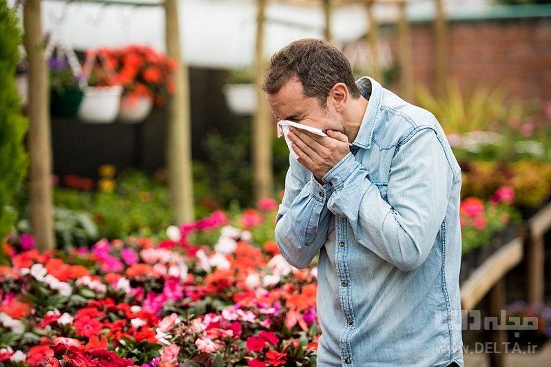علائم حساسیت فصلی