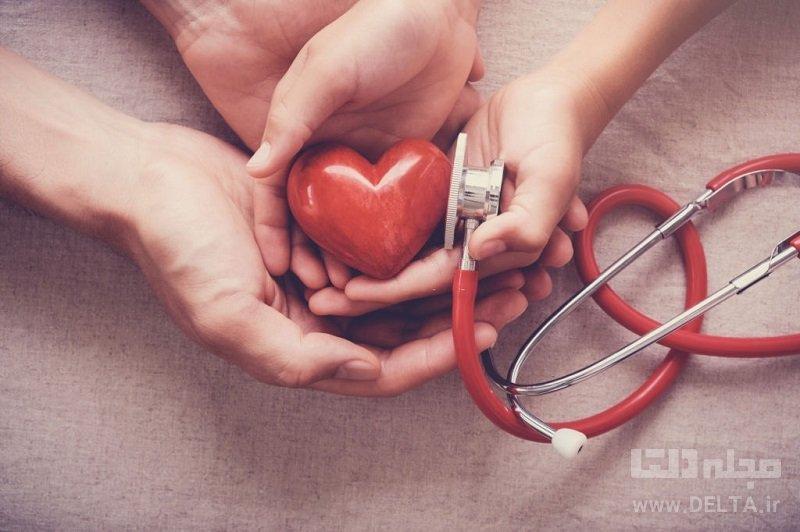 رابطه سلامت قلب و مغز