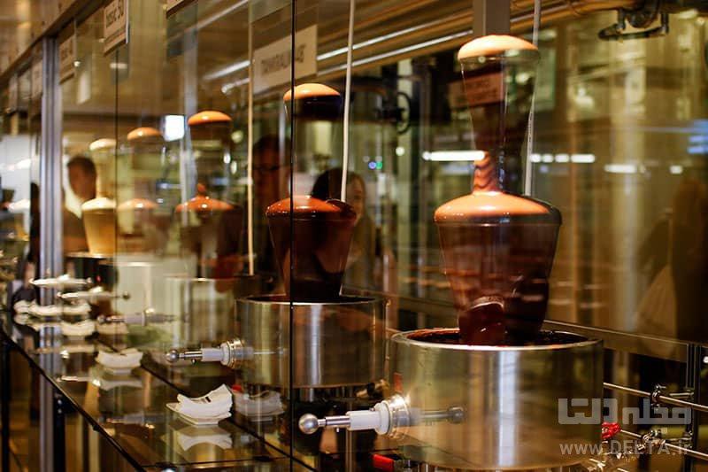 کارخانه شکلاتسازی زوتر، شانگهای