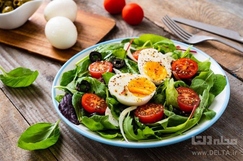 صبحانه انرژی زا