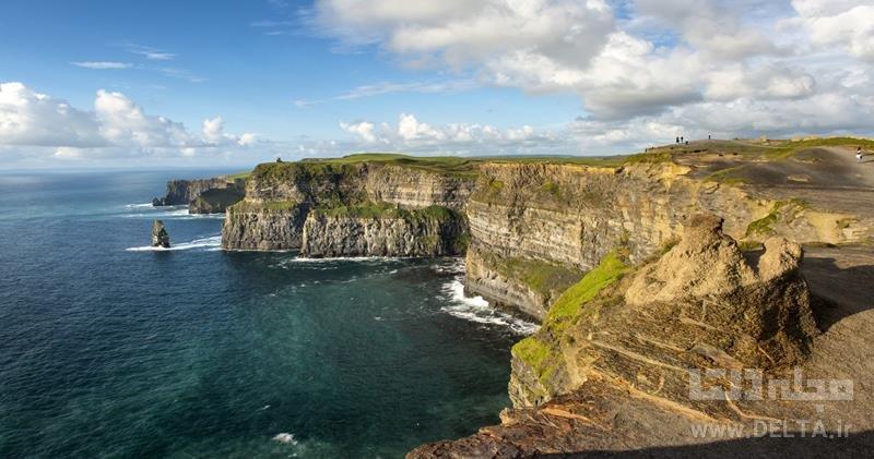 صخره های موهر زیباترین مناطق دنیا