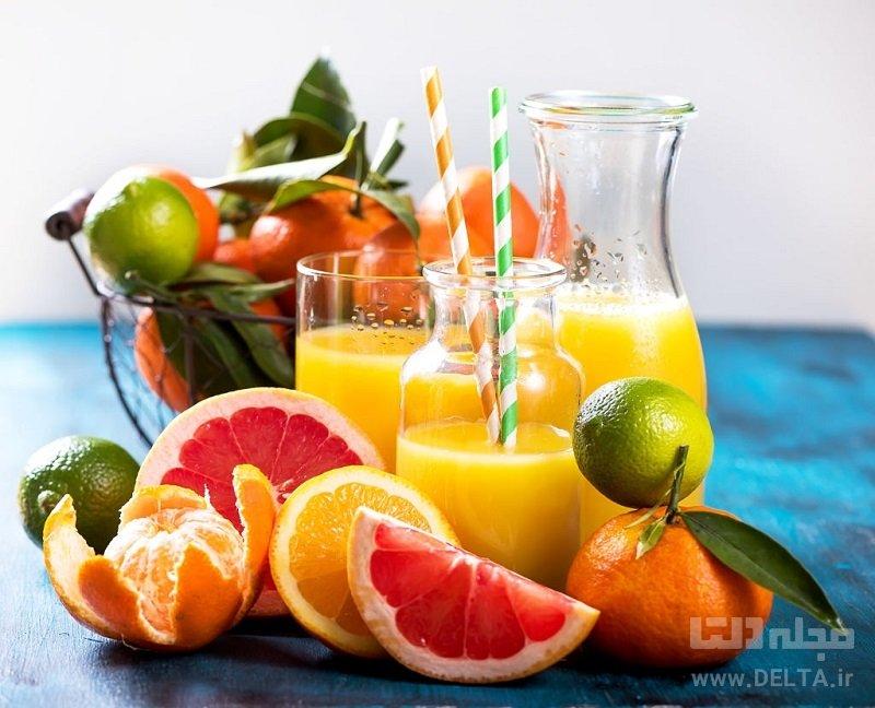 ضرورت مصرف ویتامین C برای رژیم