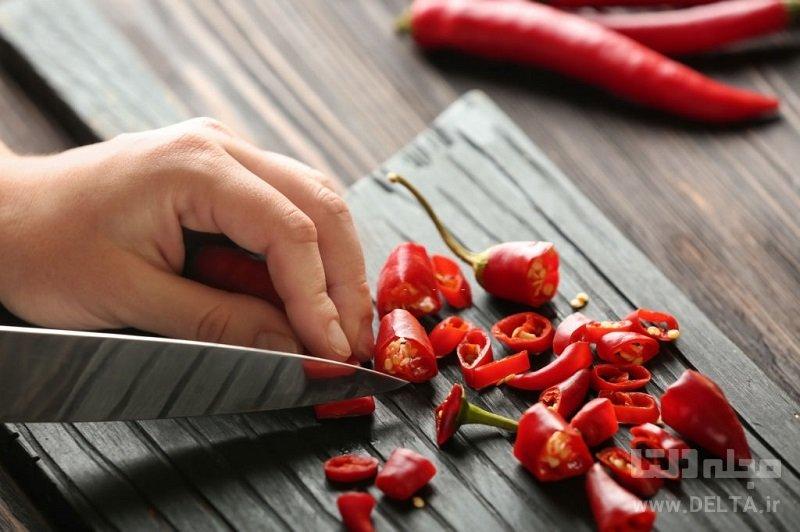 طبع فلفل قرمز در طب سنتی
