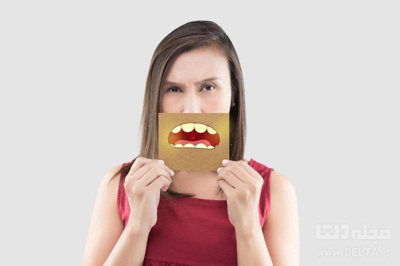 علت جرم دندان