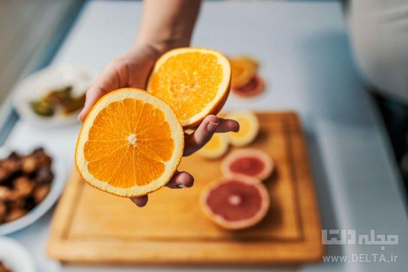 فواید ویتامین ث برای بدن