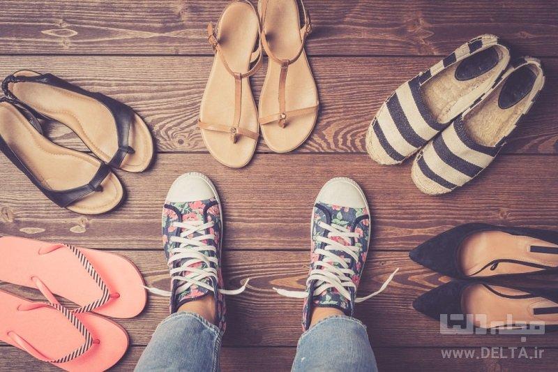 مدل کفش تابستانی 2020