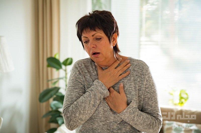 درمان تنگی نفس در سرماخوردگی