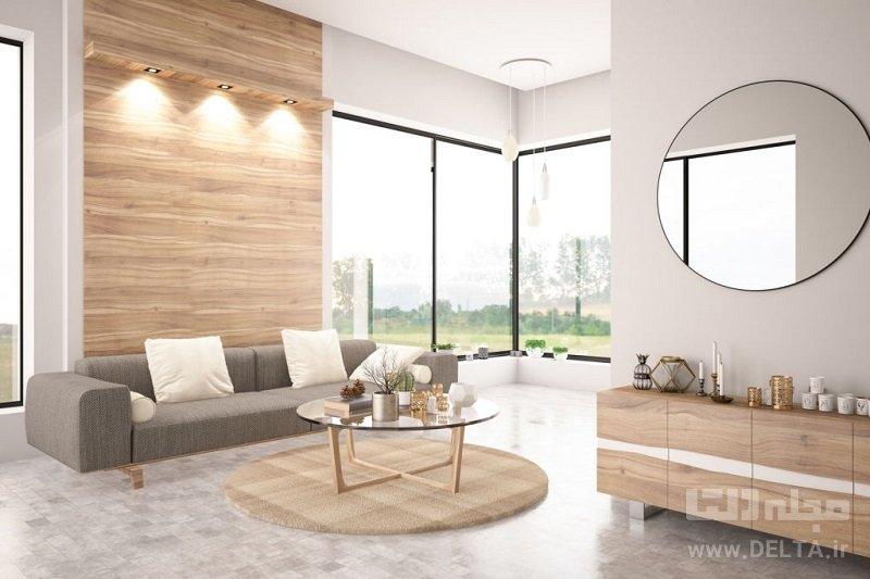 روش افزایش نور در خانه