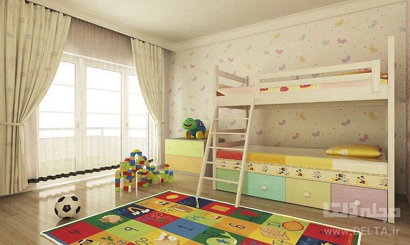 تزیینات اتاق کودک