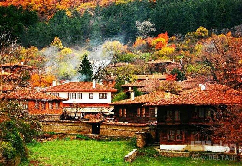 ژِراونا ديدني هاي بلغارستان