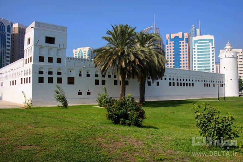 کاخ الحصن ابوظبی