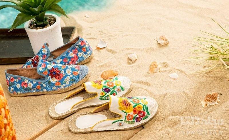 كفش تابستاني