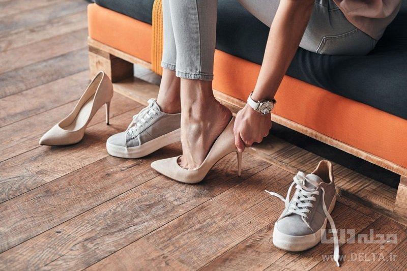کفش زنانه بهاری