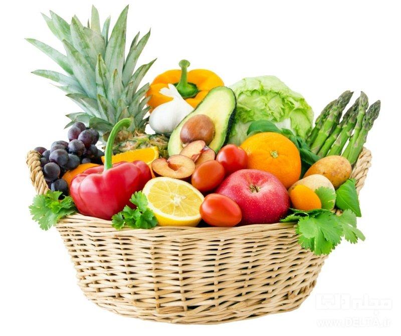 برنامه غذایی برای کاهش کلسترول خون