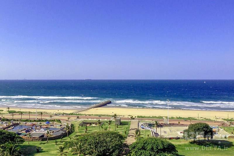 گلدن مایل دوربان جاذبه های گردشگری آفریقای جنوبی