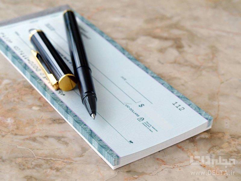 وصول چک از اجرای ثبت