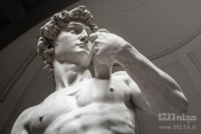 آکادمی گالری جاذبههای فلورانس ایتالیا