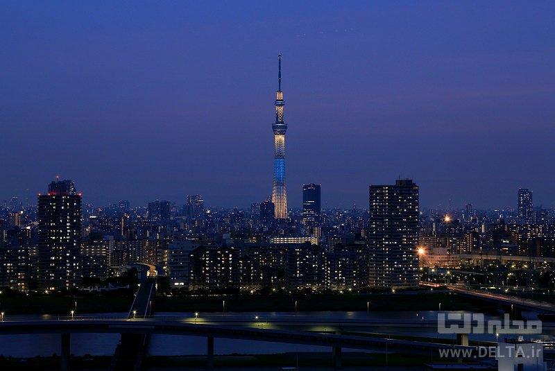 برج توکیو اسکای تری