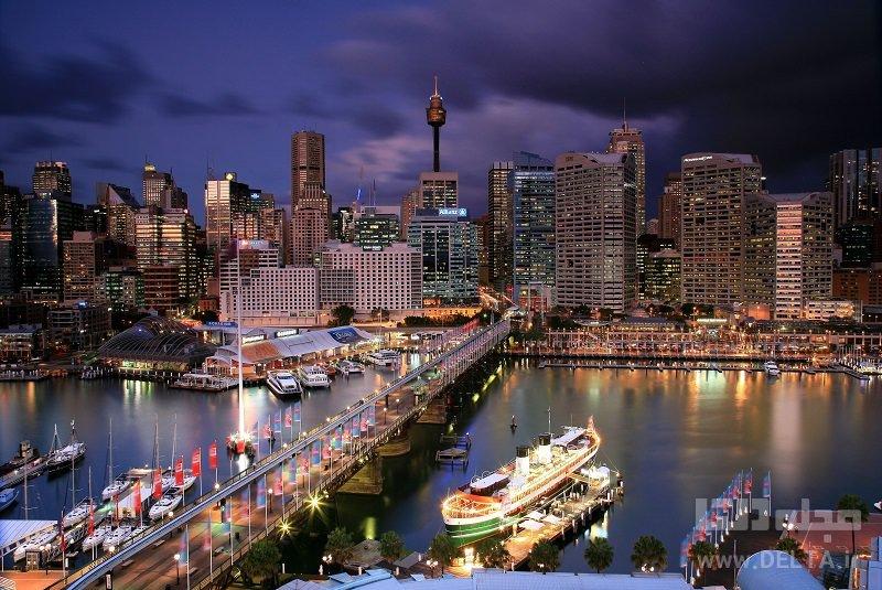 بندرگاه دارلینگ جاذبههای سیدنی