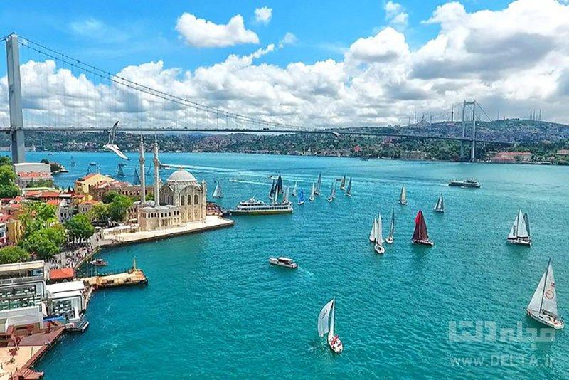 تنگه بسفر دانستنی های سفر به استانبول