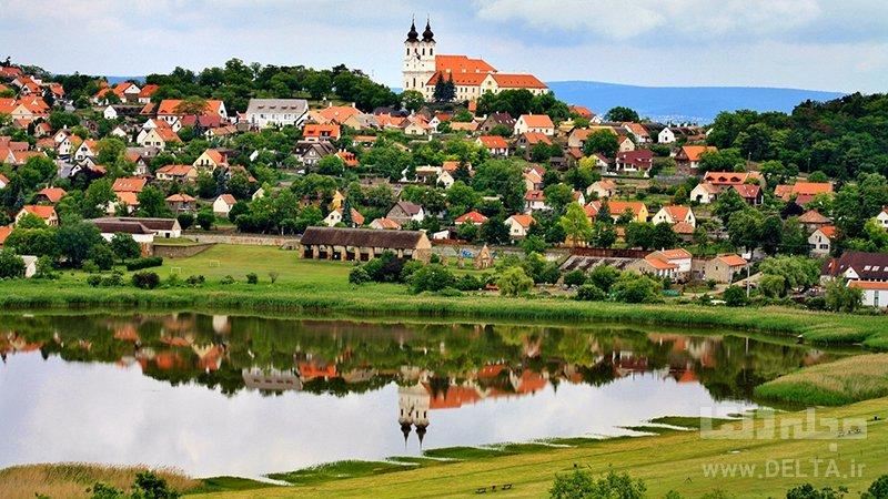 تیهانی جاذبه های گردشگری مجارستان
