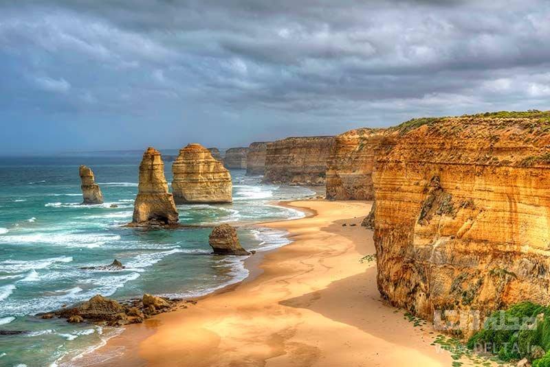 جاده بزرگ اقیانوسی جاذبه های استرالیا
