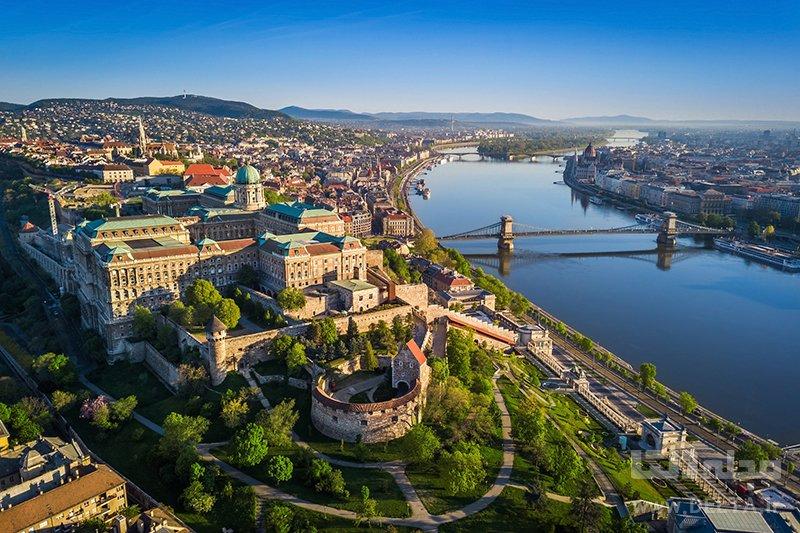 رود دانوب جاذبه های گردشگری مجارستان
