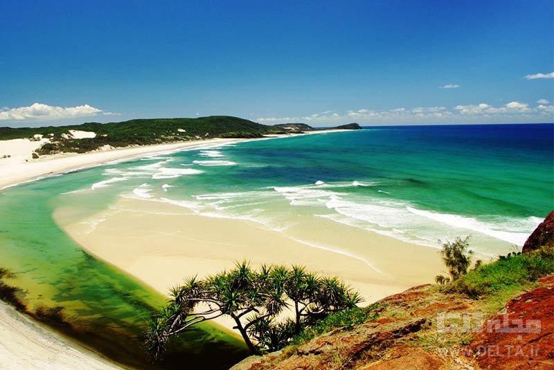 جزیره فریزر استرالیا