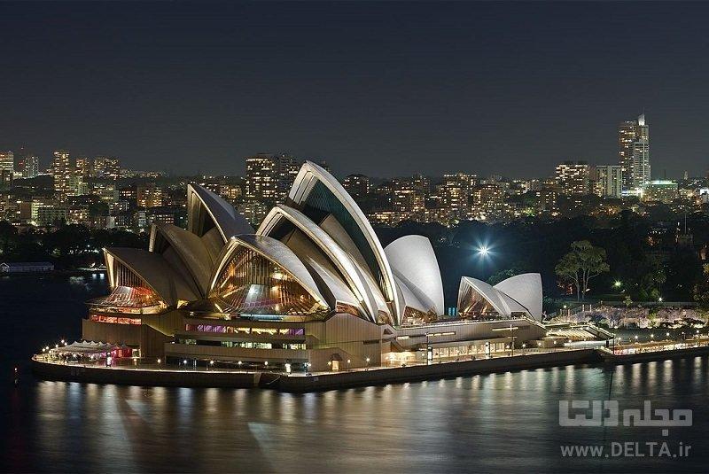 خانه اُپرای سیدنی