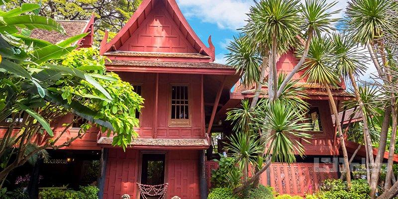 خانه جیم تامسون بانکوک