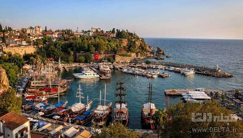 سفر به وان ترکیه