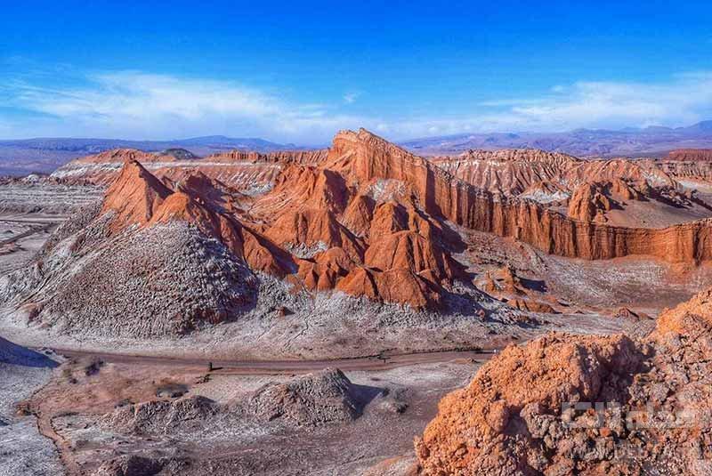 دره ماه جاهای دیدنی آرژانتین